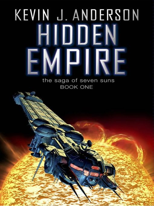 Hidden Empire (eBook): Saga of Seven Suns, Book 1